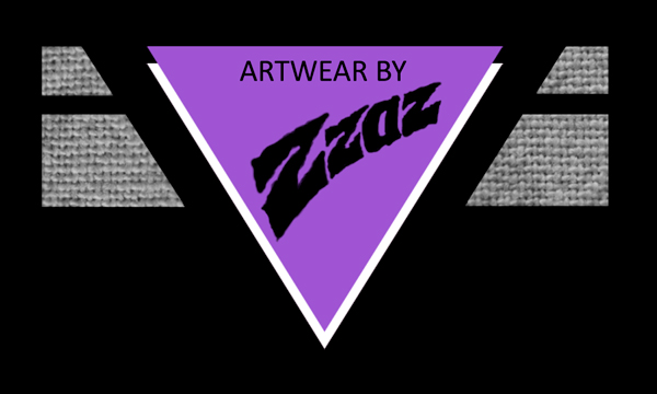 Artwear by Zzaz - Daytime jacket with a smooth asymmetrical line.